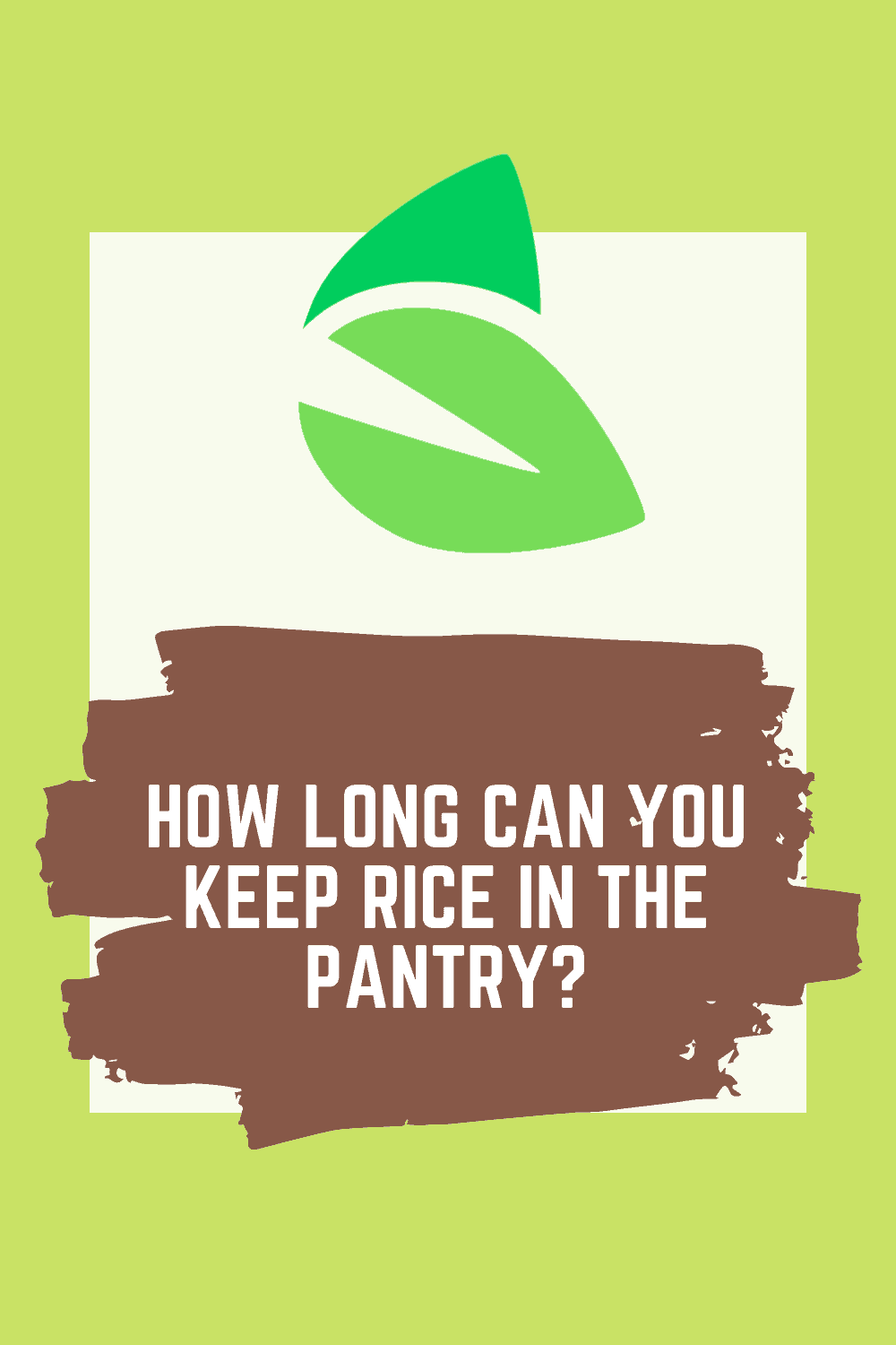 How Long Can You Keep Rice in the Pantry?