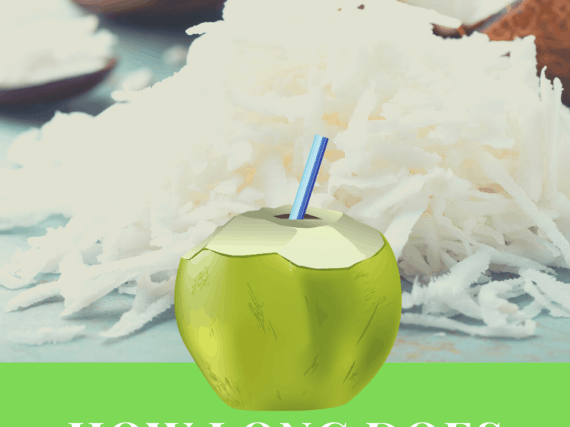 How Long Does Shredded Coconut Last
