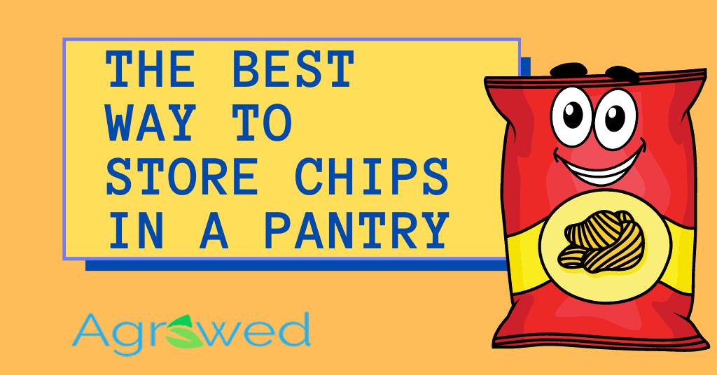 how to store chips in pantry